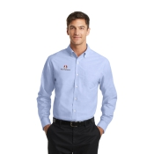 Pet Partners Oxford Shirt in Blue: Click to Enlarge