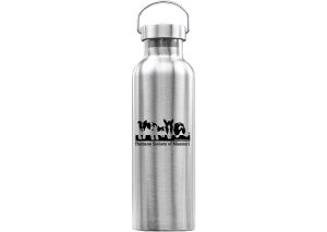 HSMO Stainless Steel Canteen Water Bottle: Click to Enlarge