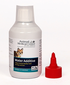 Clenz-A-Dent® Water Additive - For Dogs and Cats: Click to Enlarge