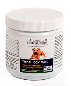 TRP TriCox® MiniSoft Chews 120ct: Click to Enlarge