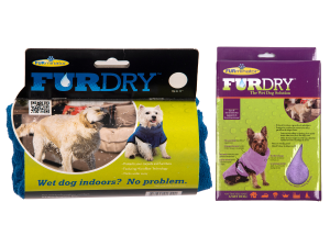 FURminator® FURDRY™ Pet Towel: Click to Enlarge