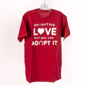 Can't Buy Love T-Shirt: Click to Enlarge