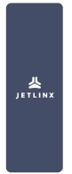 Jet Linx yoga Mat: Click to Enlarge