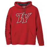 Hoodie - Red Transfer: Click to Enlarge