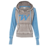 Hoodie - Soft Blue/Gray: Click to Enlarge