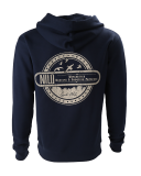 Navy Blue Nilo Hoodie: Click to Enlarge