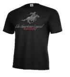 Black American Legend Tshirt: Click to Enlarge