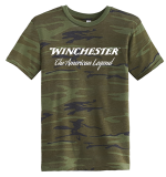 Womens Camo American Legend T-Shirt: Click to Enlarge