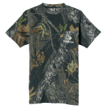 T-Shirt - Pocket - Camo SS: Click to Enlarge