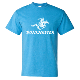 T-Shirt - H & R Heather Sapphire: Click to Enlarge