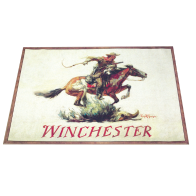 W1105 Rug - Full Color - Horse & Rider Logo: Click to Enlarge
