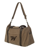 Dri Duck Weekender Bag with Embroidered Logo: Click to Enlarge