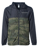 Black/Camo Jacket with Winchester Reflective LC: Click to Enlarge