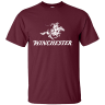 T-Shirt - H & R Maroon: Click to Enlarge