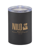 12 oz. Vacuum Tumbler & Can Insulator with Dual Lid: Click to Enlarge
