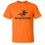 T-Shirt - H & R Safety Orange: Click to Enlarge