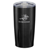 Copper Lined Vacuum Tumbler 20 Ounces: Click to Enlarge
