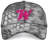 Ladies Winchester Cap with Embroidered Logo: Click to Enlarge