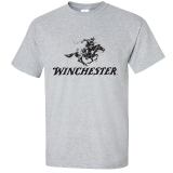 T-Shirt - Heather Gray H&R: Click to Enlarge