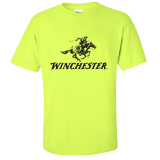 T-Shirt - H & R Safety Green: Click to Enlarge