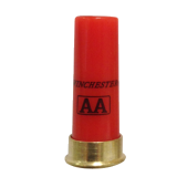 Pin - Red AA Shotshell: Click to Enlarge