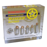 LE Ranger Bullet Display: Click to Enlarge