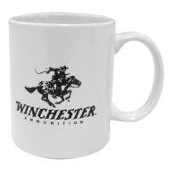 Mug - 11 oz - White with H & R Logo: Click to Enlarge