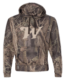 Camo Hoodie with Bottle Opener: Click to Enlarge