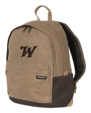 Dri Duck Canvas Back Pack with Embroidered Logo: Click to Enlarge