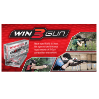 Banner - WIN3 Gun - 2 x 4: Click to Enlarge