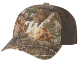 Realtree Camo Cap Limited Time Only: Click to Enlarge