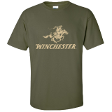T-Shirt - H & R Army Green: Click to Enlarge