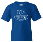 Blue Youth Tshirts: Click to Enlarge