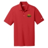 Nike Golf Dri-FIT Vertical Mesh Polo - University Red: Click to Enlarge