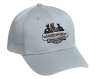 Low Profile Air Mesh Baseball Cap: Click to Enlarge