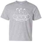 Grey Youth Tshirt: Click to Enlarge