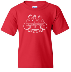 Red Youth Tshirt: Click to Enlarge