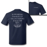 Short Sleeve T-Shirt - Navy: Click to Enlarge