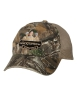 BackStoppers Camo Cap: Click to Enlarge