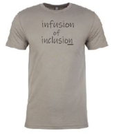 Infusion of Inclusion Shirt: Click to Enlarge