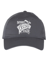 Relaxed Cap with Embroidered Logo 1: Click to Enlarge