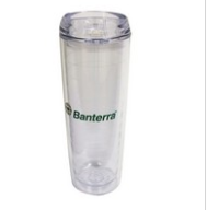 Clear Tumblers: Click to Enlarge