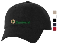 Unstructered Baseball Cap: Click to Enlarge